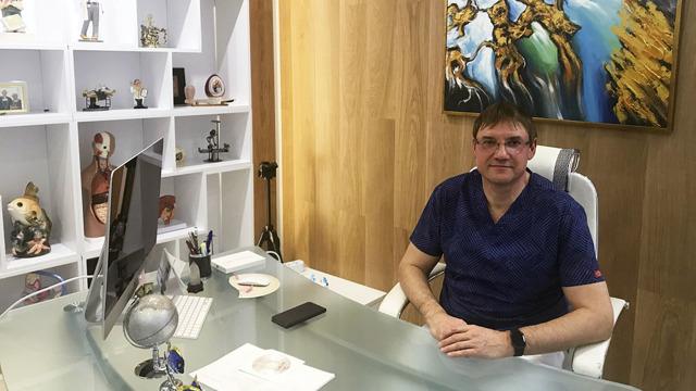 Лапароскопические оперативные вмешательства при наружном эндометриозе