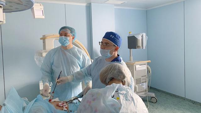 Лапароскопическая холецистэктомия по технологии СИЛС - цена операции.