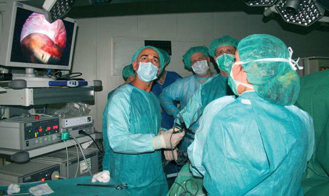 Инструменты для лапароскопической нефропексии (информация для специалистов)