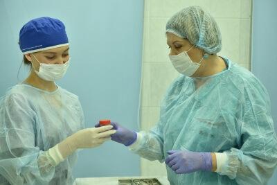 Диагностическая лапароскопия и биопсия в гинекологии
