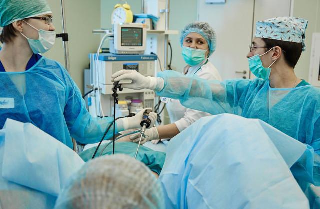 Лапароскопия по поводу бесплодия - цена операции.
