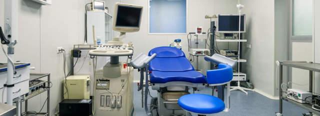 Лапароскопическая промонтофиксация с пластикой промежности - цена операции.