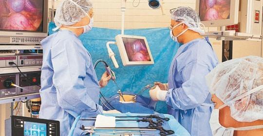 Лечение кист и доброкачественных опухолей печени. Органосохраняющая лапароскопия