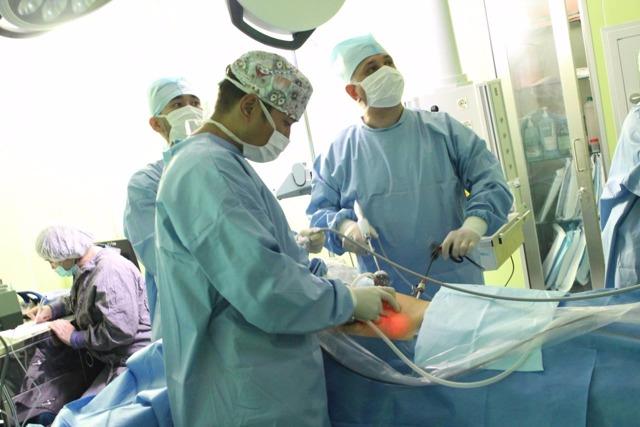 Лечение рака почки при помощи операции - рассказывает