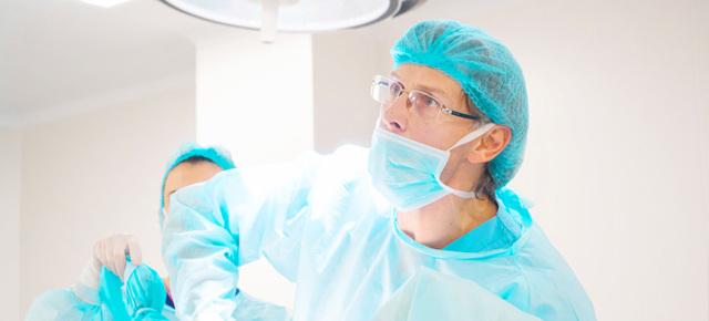 Лапароскопическая адреналэктомии - цена операции.